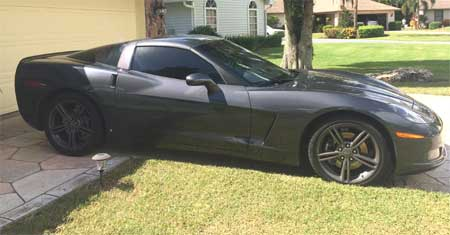 2009 c6 for sale