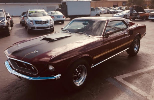 69 MUSTANG FOR SALE
