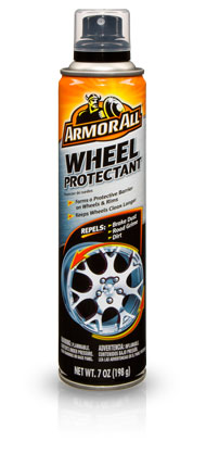 armor all wheel protectant
