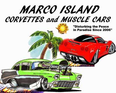 MARCOISLANDCORVETTESCOM - Naples antique car show 2018