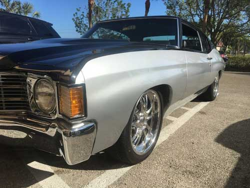 1972 pro touring chevelle for sale