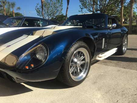 factory five daytona coupe for sale