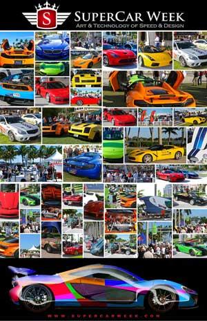 Supercar Week Palm Beach - Car show west palm beach