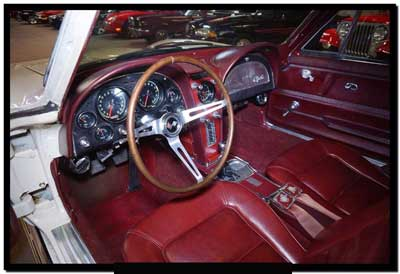 Corvettes and classics for sale